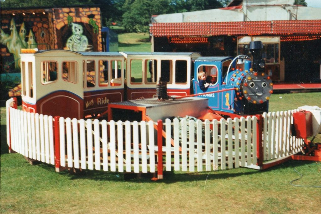 fairground rides for hire