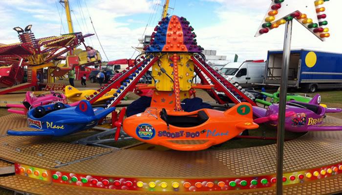 fairground rides for hire