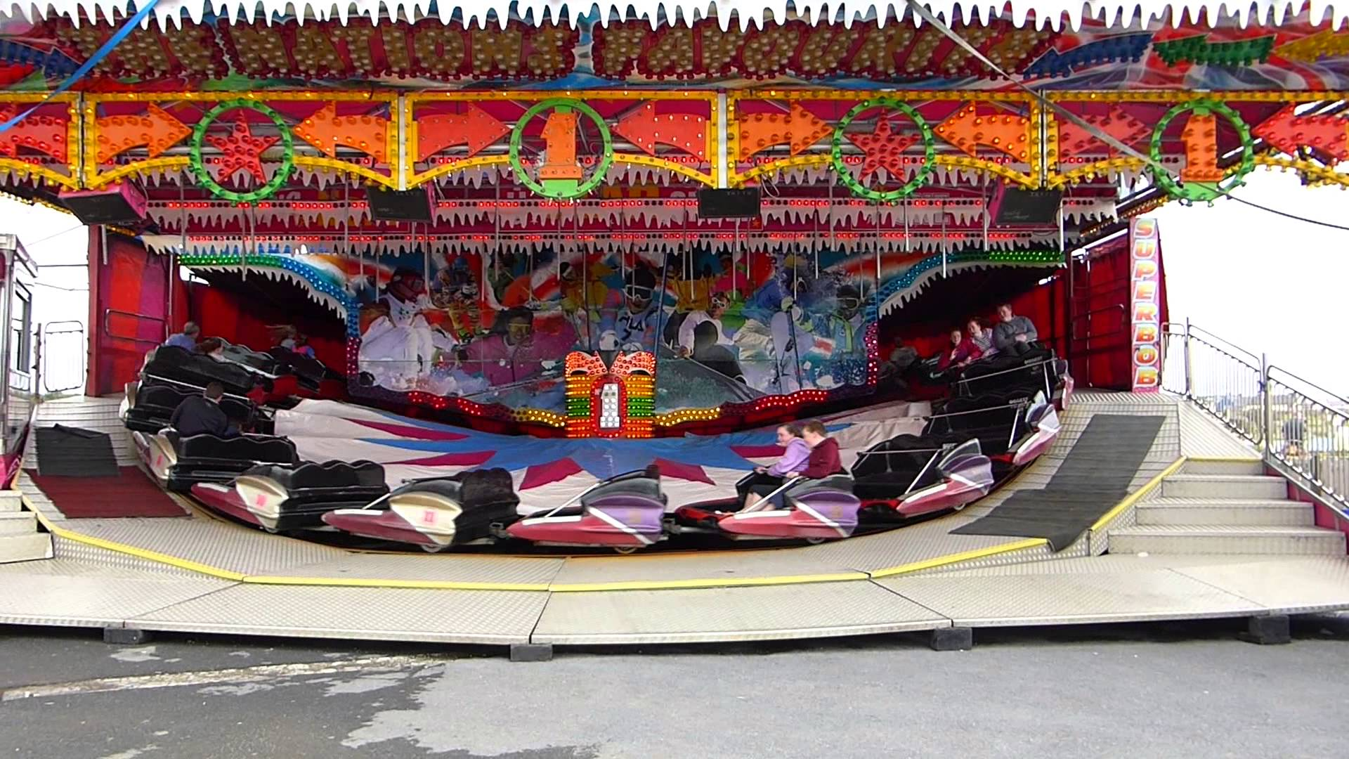 funfair ride hire