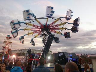 fairground ride hire