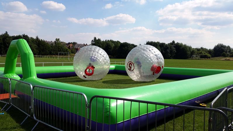 Zorb ball hire