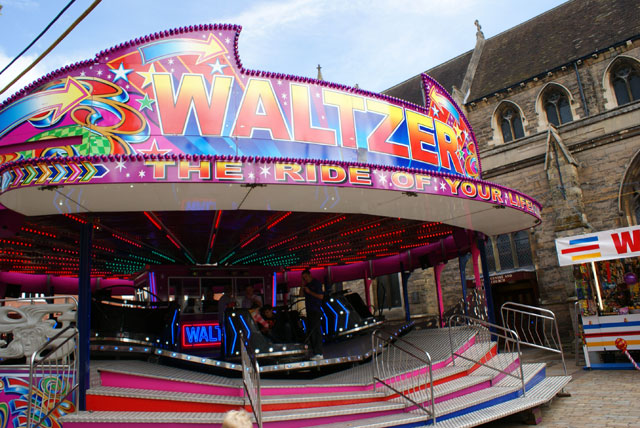 Waltzer Ride Hire