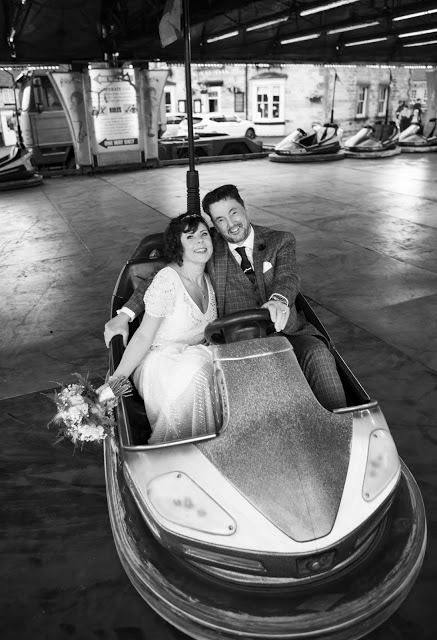 Dodgems hire wedding