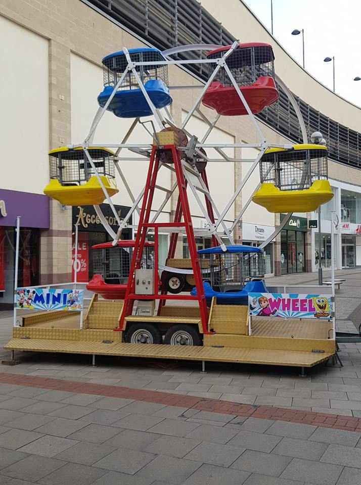 childrens ferris wheel hire
