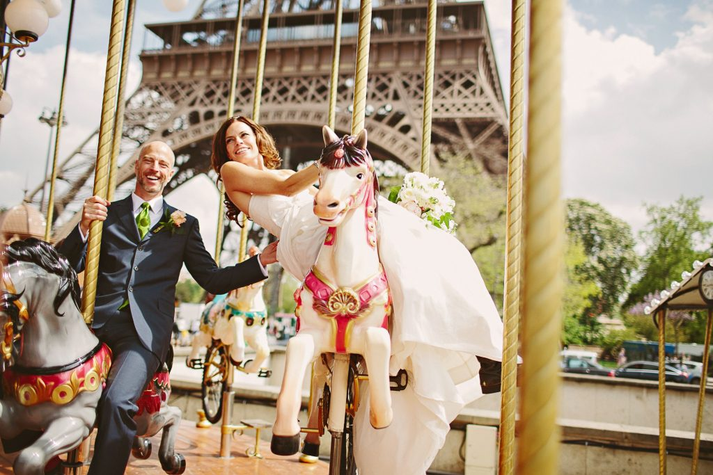 carousel hire for wedding