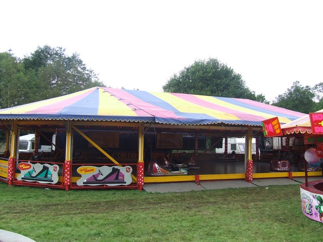 Dodgems hire