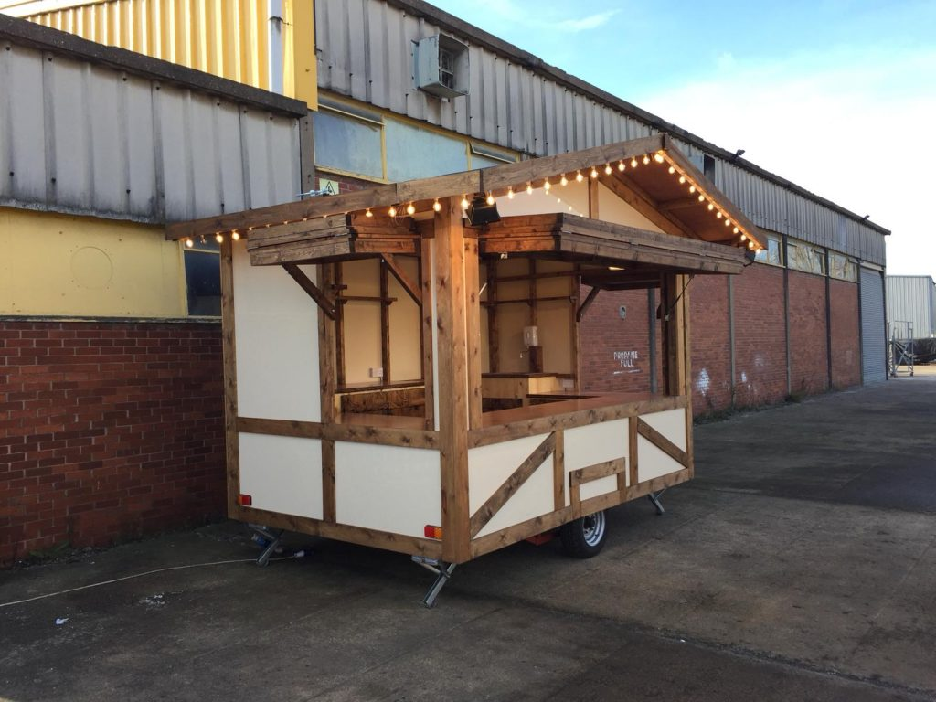 Christmas market stall for sale