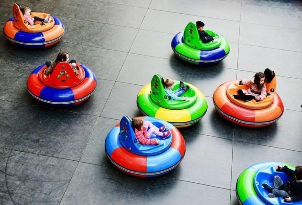 kids bumper cars