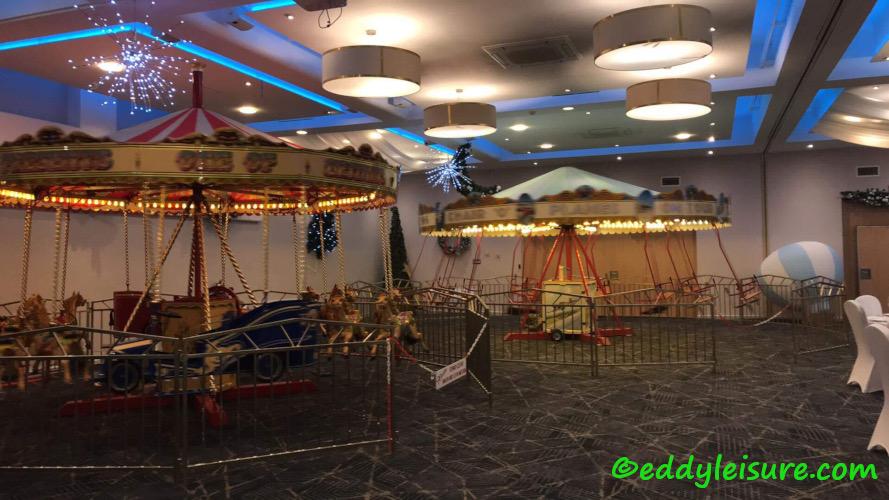 indoor funfair hire