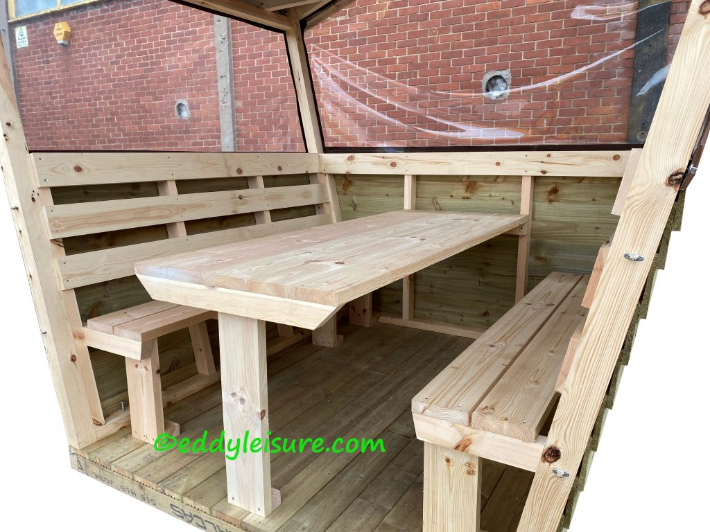 outdoor dining pods for sale