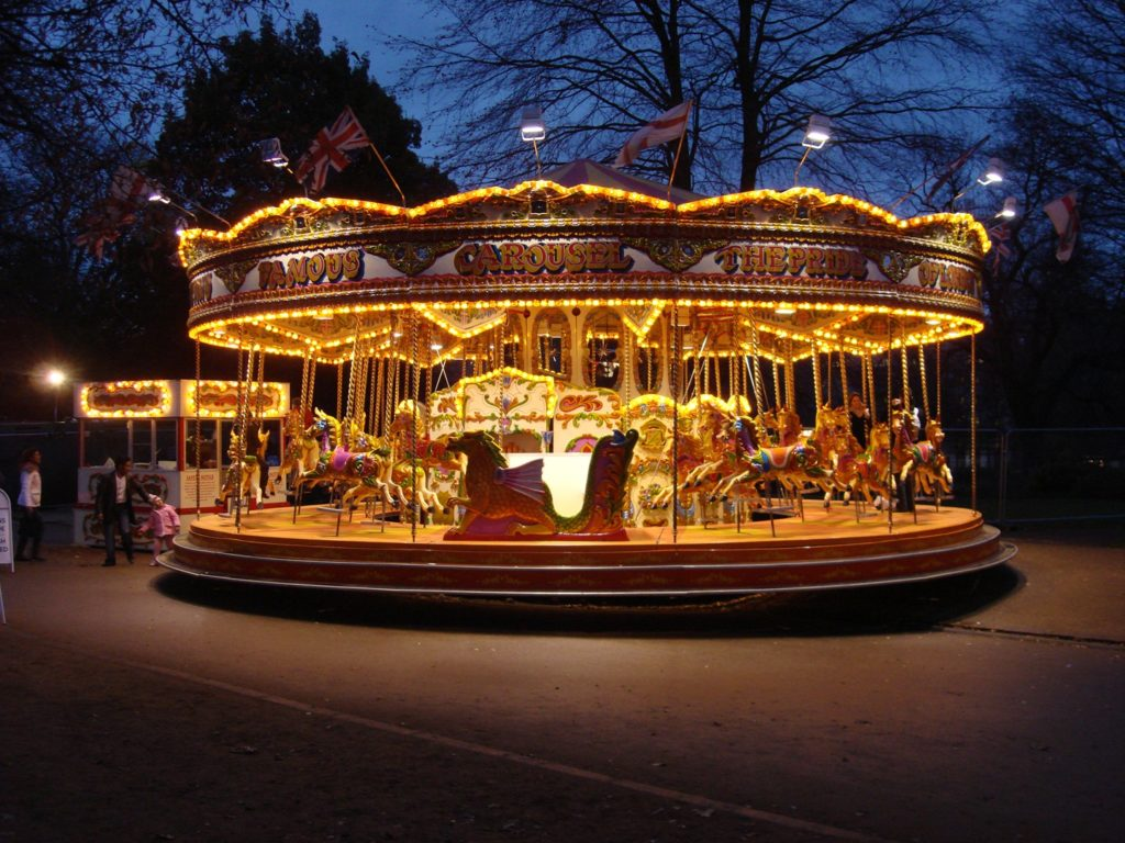 Image result for carousel hire