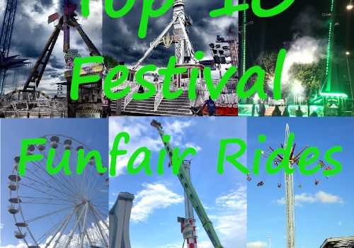 festival funfair rides