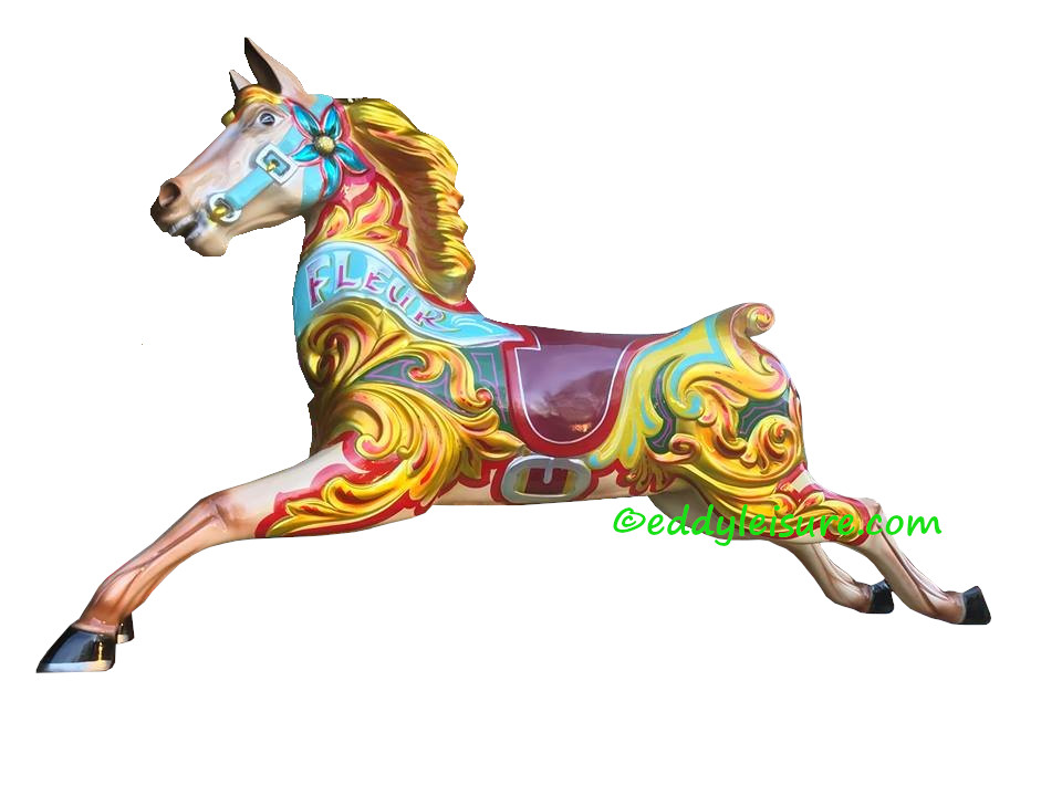 carousel horse for sale